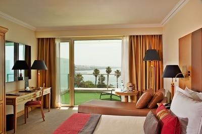 Premium room at Cascais Miragem Health & Spa hotel